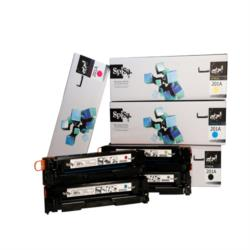 SpiSa 201A Pack Toner Cartridge